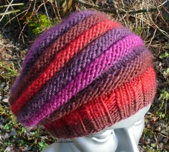 modele de bonnet a tricoter pour femme gratuit chapka doudoune pull vetement d 39 hiver. Black Bedroom Furniture Sets. Home Design Ideas
