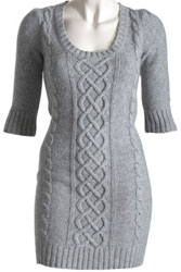 Modele robe tricot pour femme