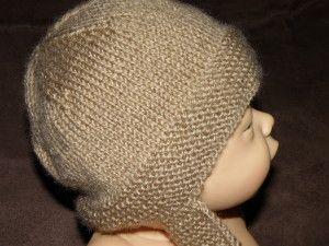 0adb241d7ba Tuto tricot bonnet bébé 9 mois - Chapka