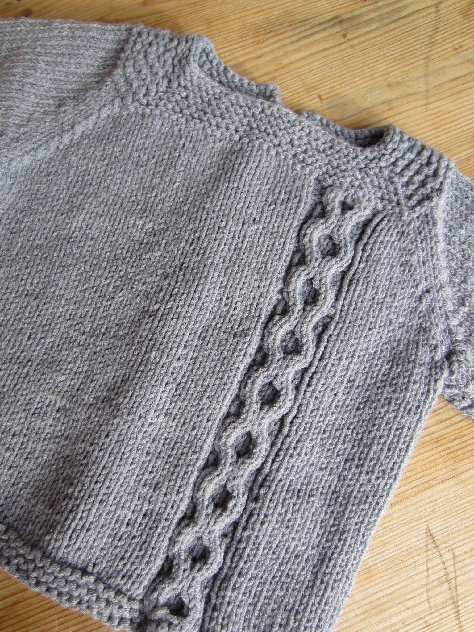 modeles de tricot layette