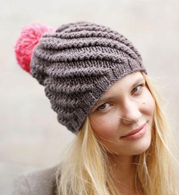 tricoter un bonnet modele gratuit