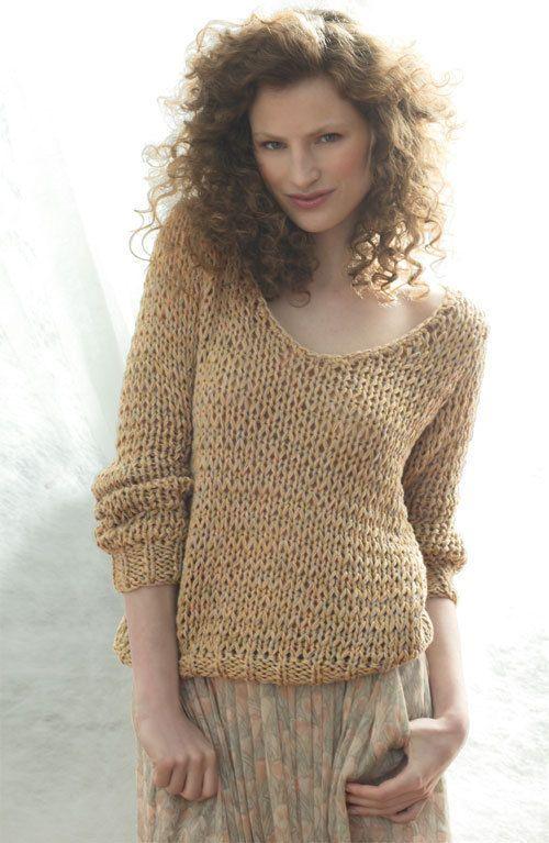 patron pull crochet gratuit