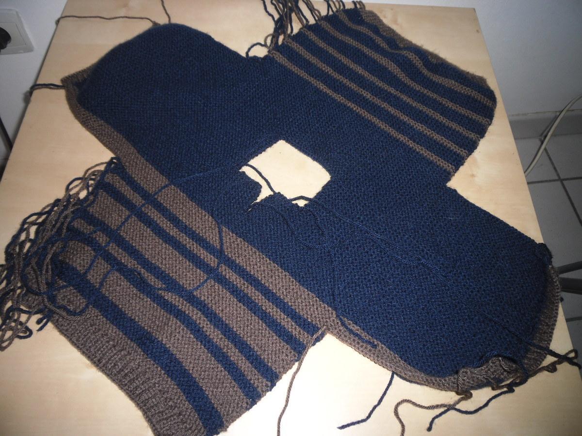 Exceptionnel Tricoter pull bebe 3 mois - Chapka, doudoune, pull & Vetement d'hiver JJ39