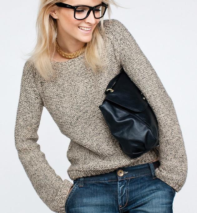 modele de pull femme
