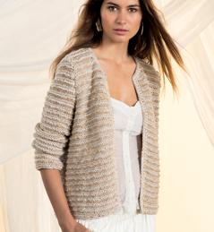 modele gratuit de gilet femme a tricoter
