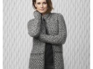 modeles de gilet a tricoter gratuit