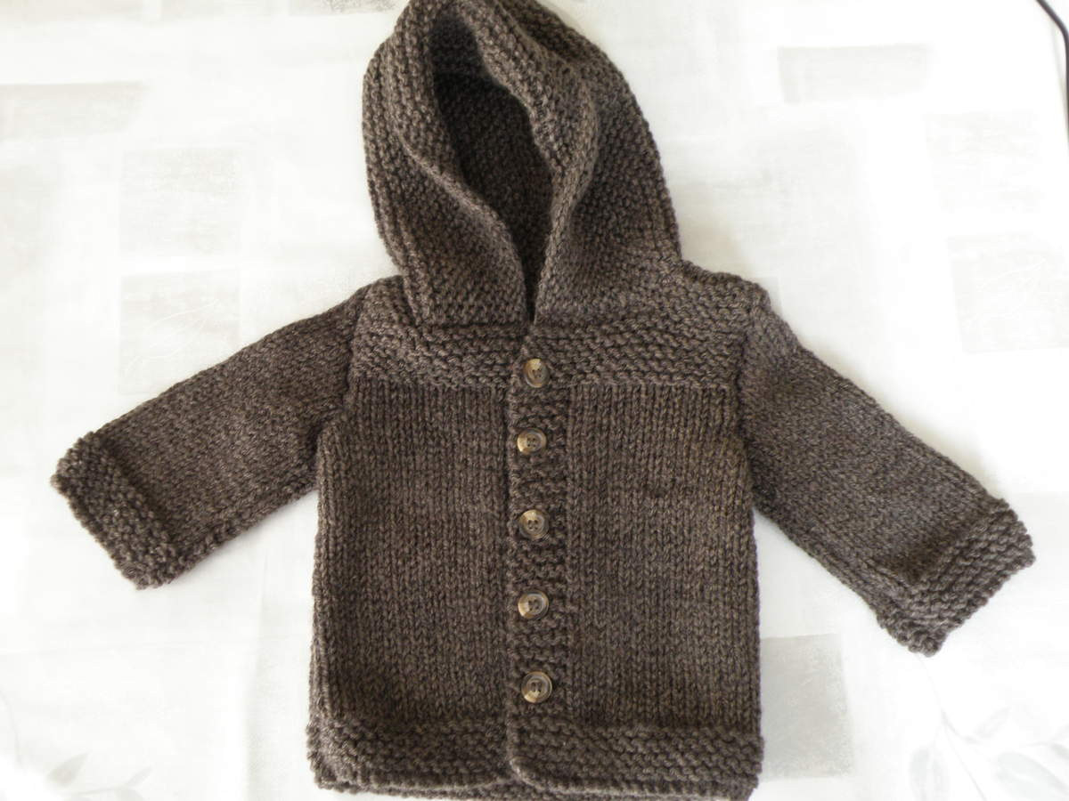 modele de tricots pour bebe