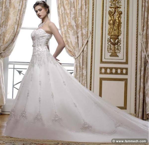 Robe de mariee tunisienne prix