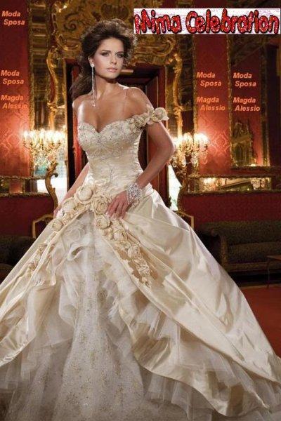 robe xixe siècle