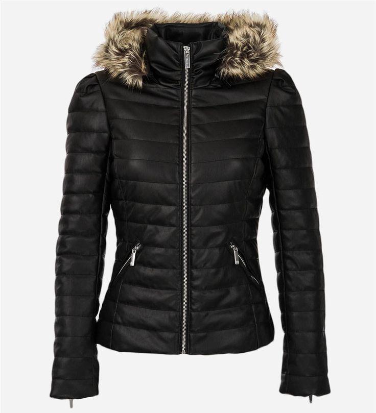 doudoune fausse fourrure femme pas cher chapka doudoune pull vetement d 39 hiver. Black Bedroom Furniture Sets. Home Design Ideas