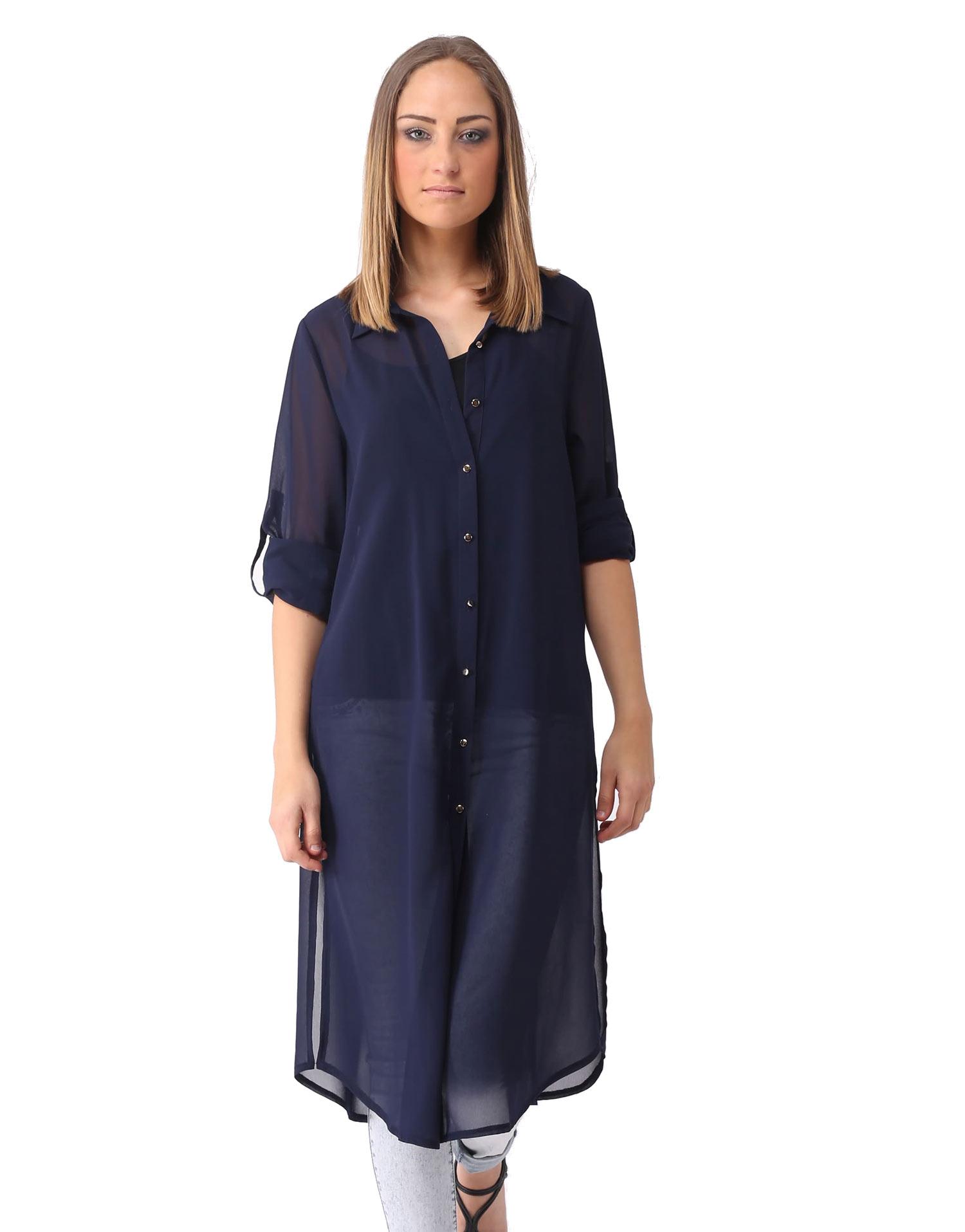 des chemises longues pour femmes chapka doudoune pull vetement d 39 hiver. Black Bedroom Furniture Sets. Home Design Ideas