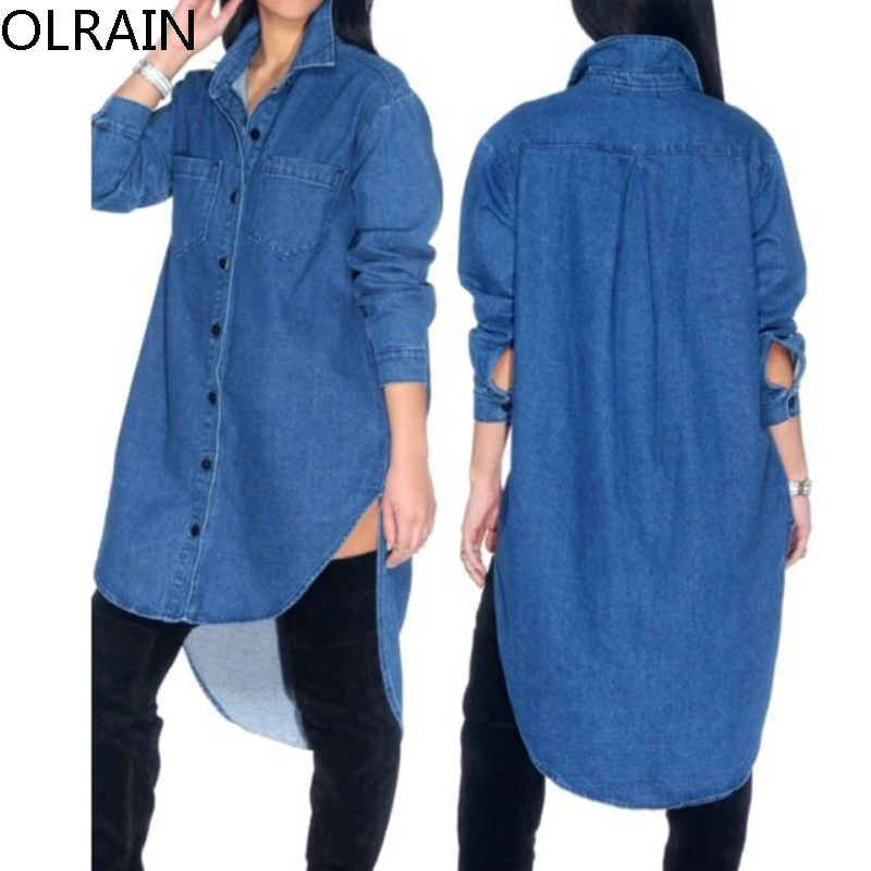 chemise jeans longue femme chapka doudoune pull vetement d 39 hiver. Black Bedroom Furniture Sets. Home Design Ideas