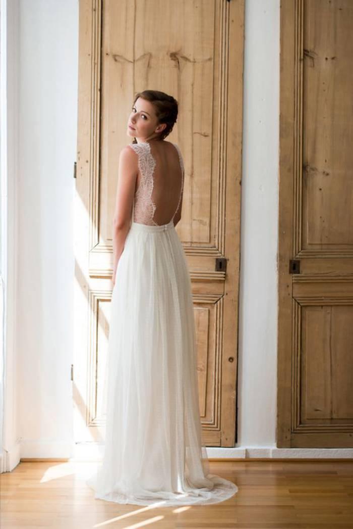 robe de mariee ete