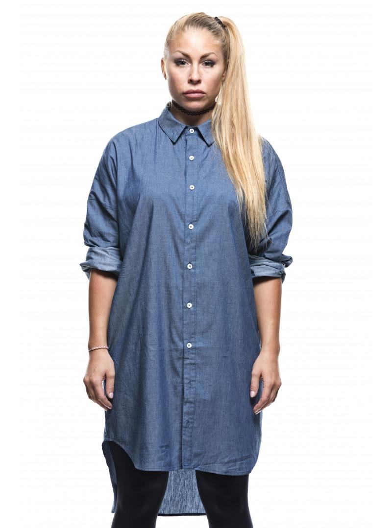 chemise femme tres longue chapka doudoune pull vetement d 39 hiver. Black Bedroom Furniture Sets. Home Design Ideas