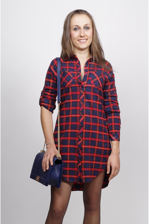 chemise a carreaux femme longue chapka doudoune pull vetement d 39 hiver. Black Bedroom Furniture Sets. Home Design Ideas