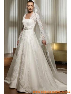 Collection hiver robe de mariee