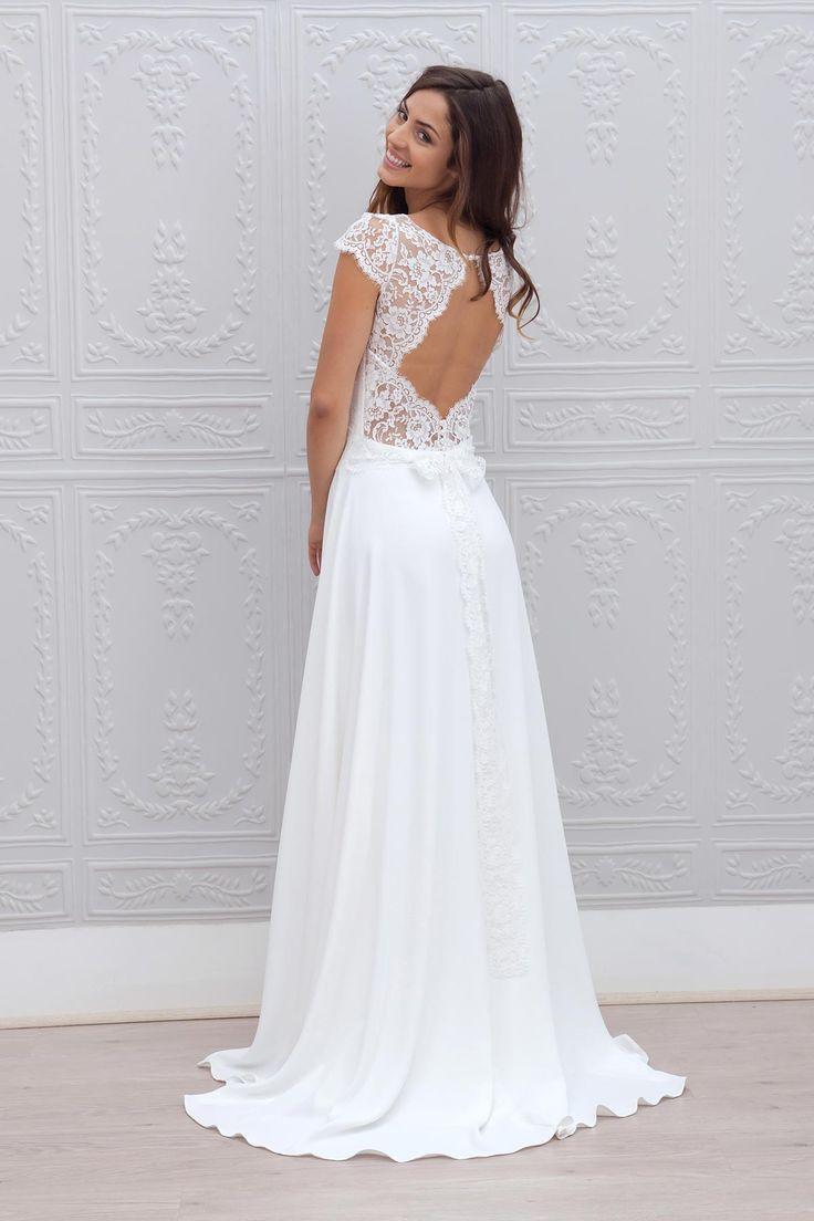 Robe de mari e champetre chapka doudoune pull for Boîtes pour robes de mariée