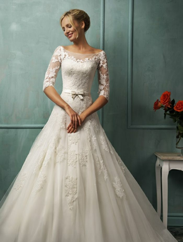 robe de mariage hiver. Black Bedroom Furniture Sets. Home Design Ideas