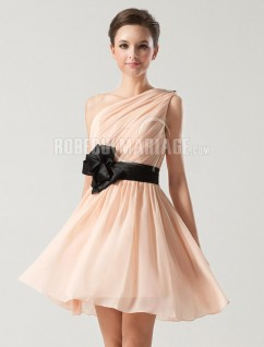 Belle robe de cocktail pour mariage