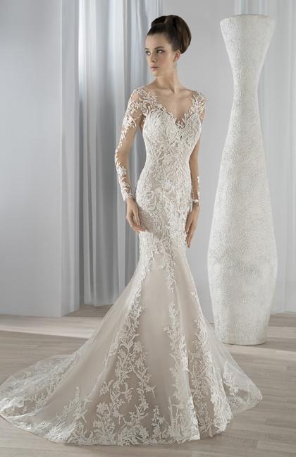 336509dcf70 Robe de mariée simple 2016 modele des robes de mariage