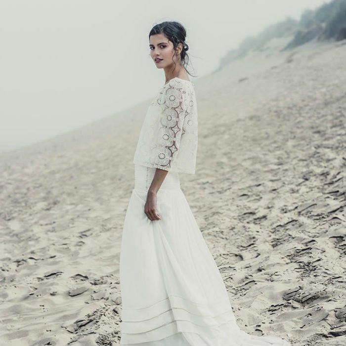 Robe de mariee femme 60 ans