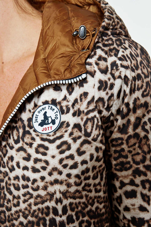 Doudoune Cha Femme Veste Jott Beige Et Leopard Pz8qxwx tATxqxPw1