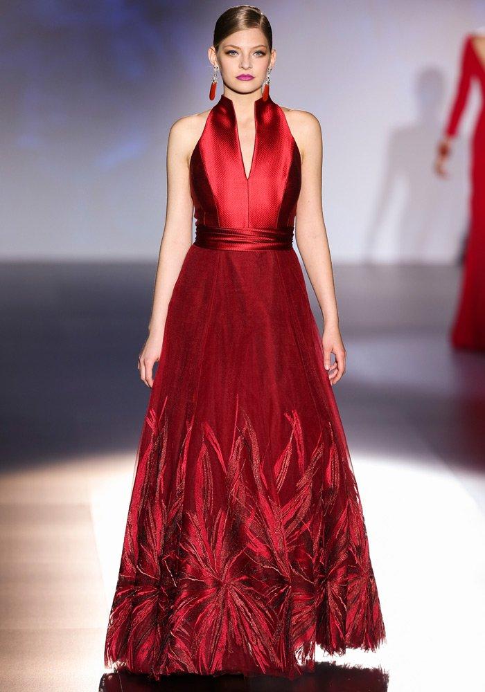 Ou trouver une robe de mariee rouge
