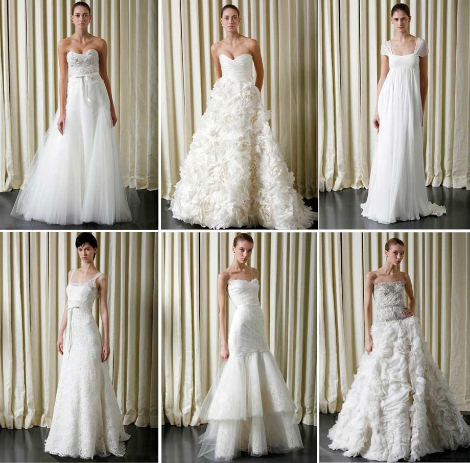 Robe de mariee forme en 8