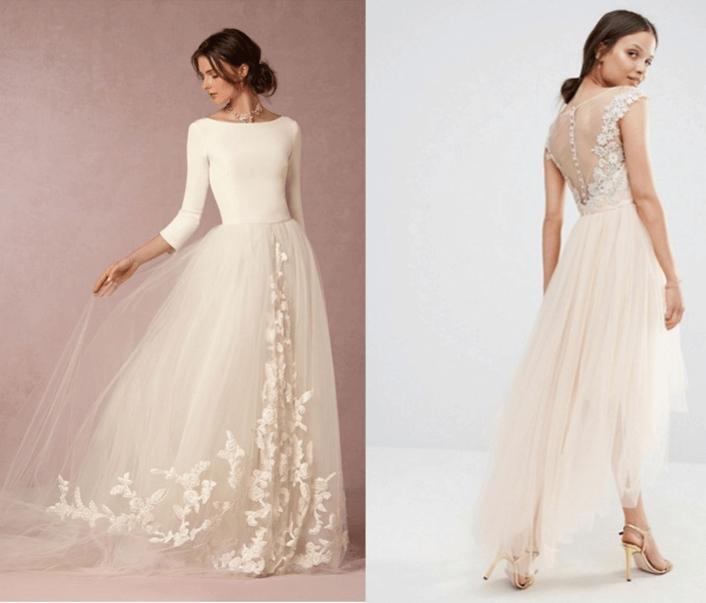 Robe de mariage hiver for Robes de mariage pour l hiver 2017