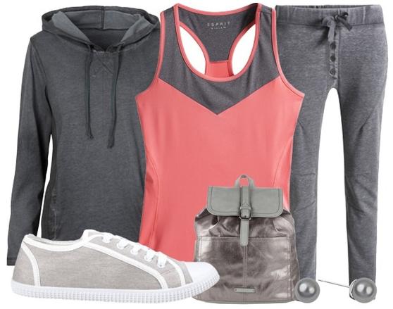 tenue femme sportswear chapka doudoune pull vetement d 39 hiver. Black Bedroom Furniture Sets. Home Design Ideas