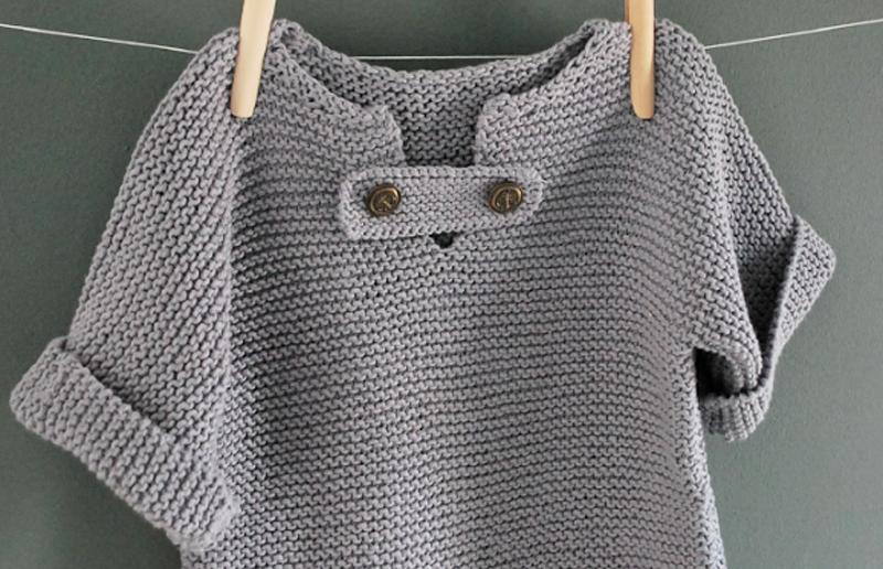 modele gratuit a tricoter