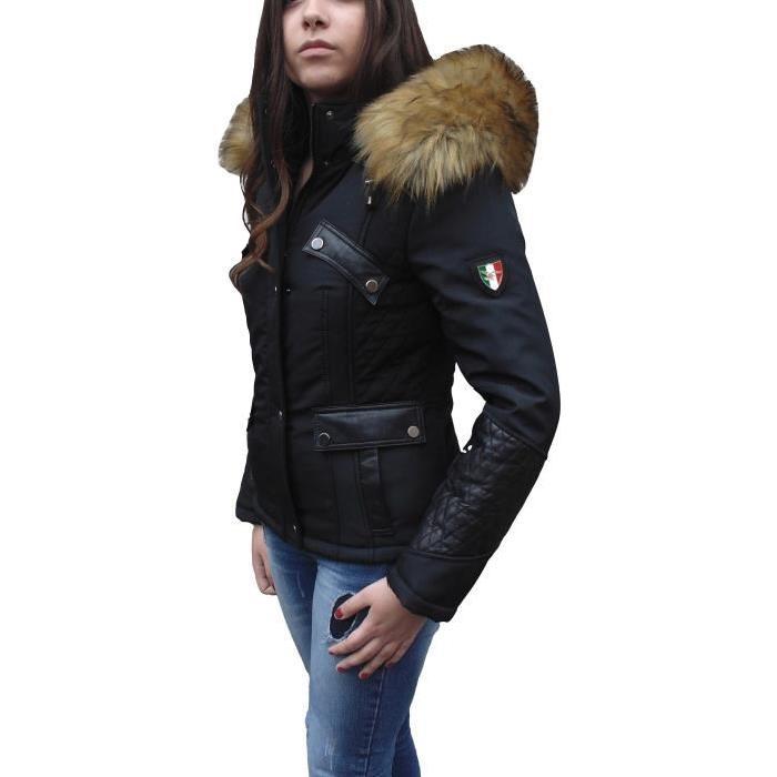 Doudoune femme xxl - Chapka, doudoune, pull   Vetement d hiver a991dbf54e3