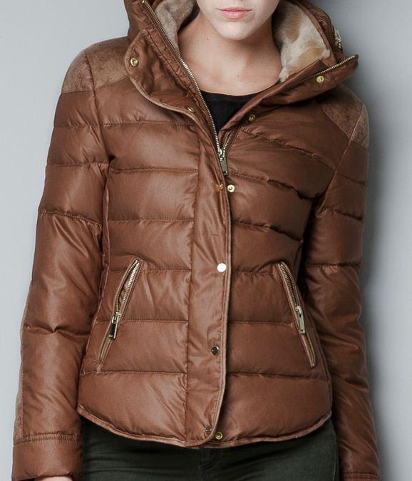 957b01f10a06 Je veux trouver une doudoune de marque femme qui tient chaud pas cher ICI  Doudoune femme zara 2014