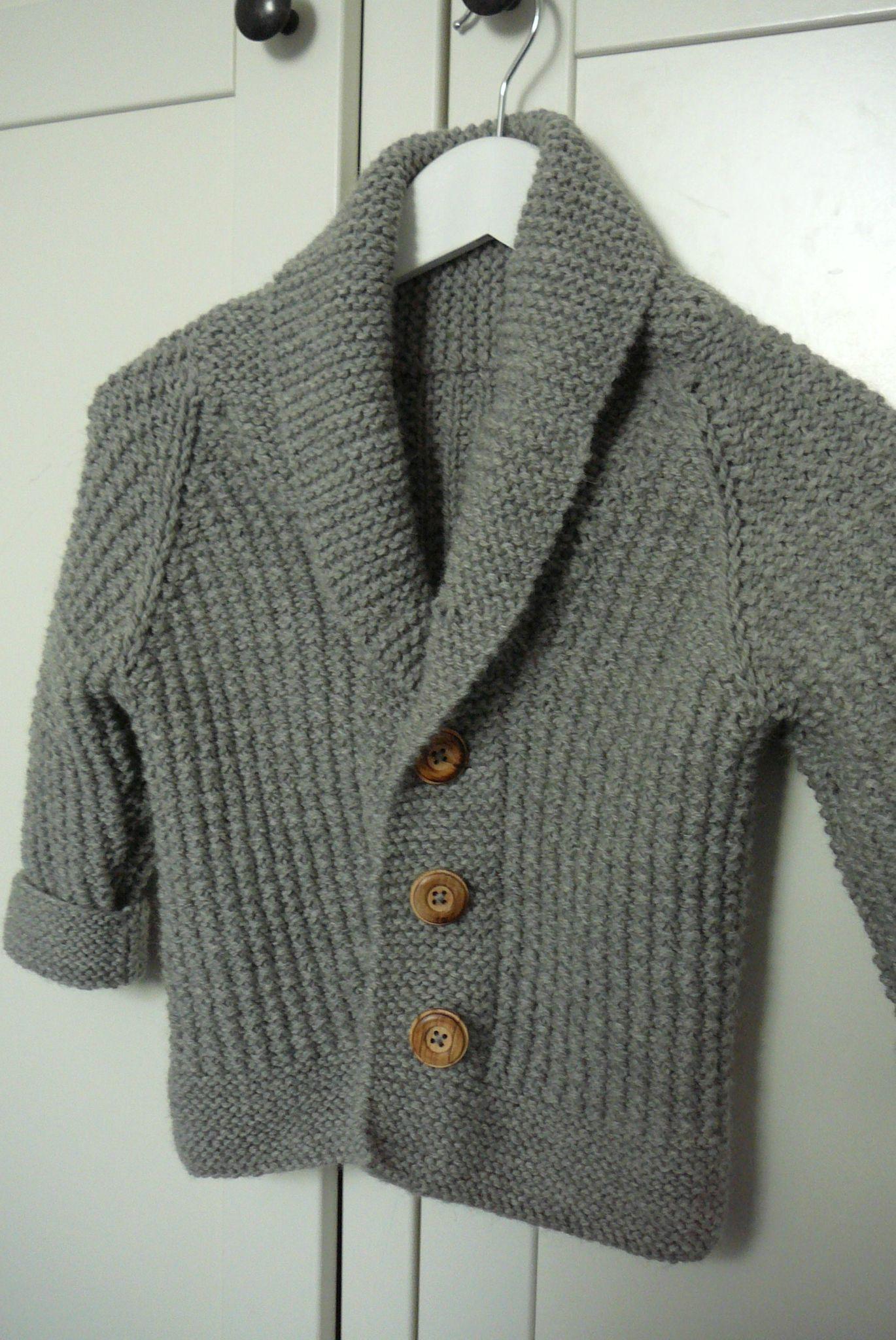 b91eb6071e5ac Modèle tricot brassière bébé garçon - Chapka