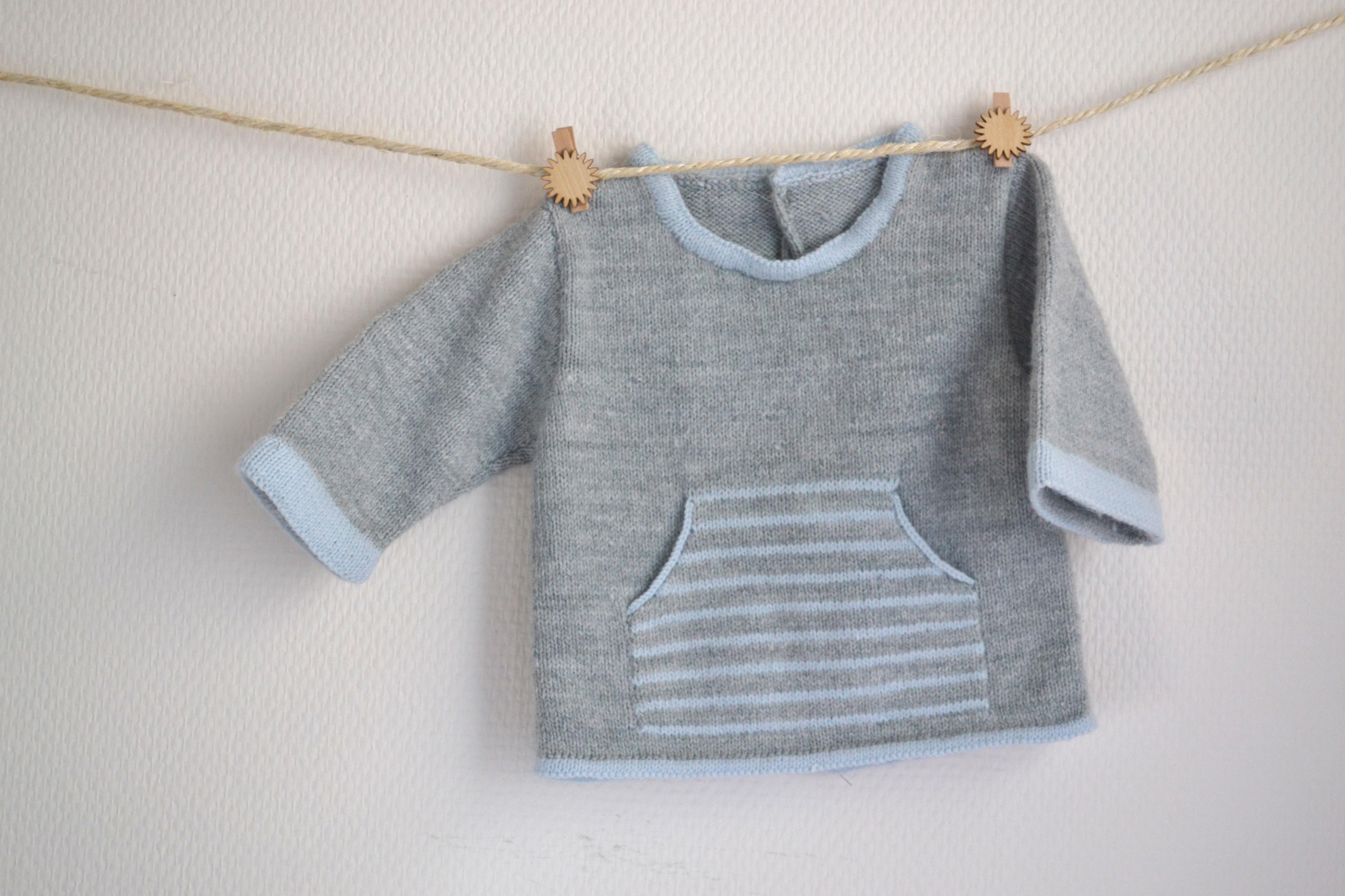 de3fb661df9da Modele tricot layette naissance gratuit - Chapka