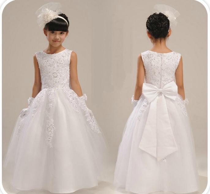 c7454b27b804f Robe de mariée 6 ans - Chapka