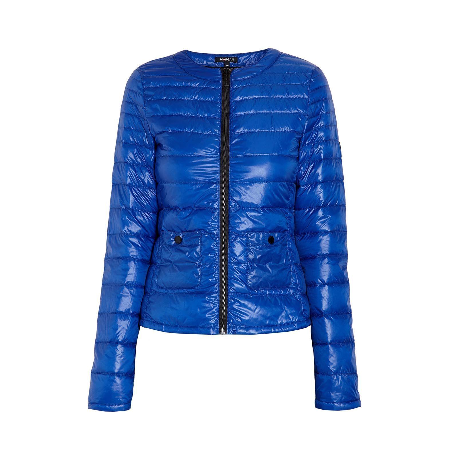 5a1a5a691b Doudoune femme bleue électrique - Chapka, doudoune, pull & Vetement ...