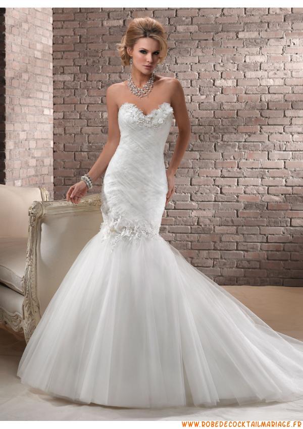 584479654ca Robe blanche de mariage - Chapka