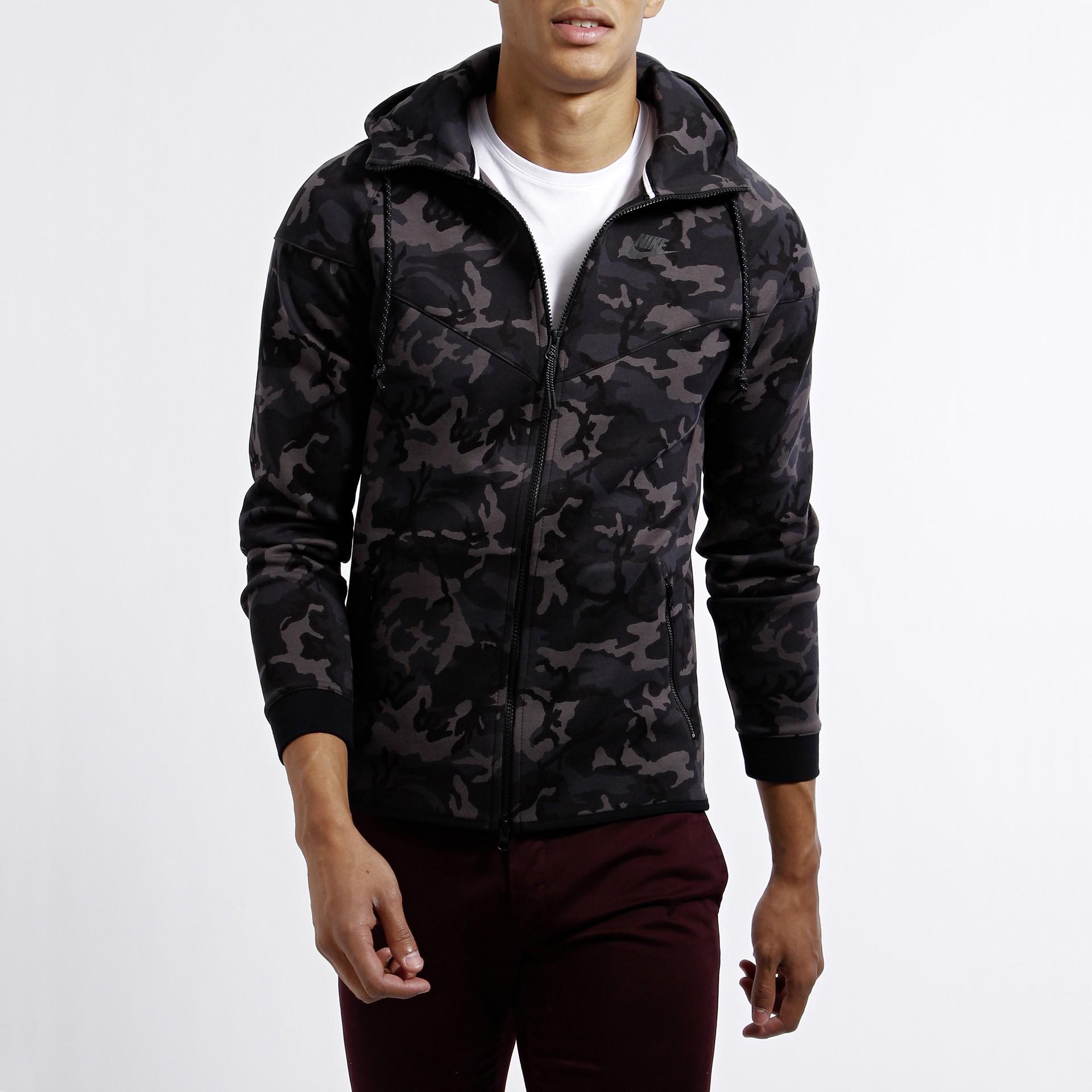 81a4720a4e1c Doudoune Chapka Nike Veste D hiver Pull Homme Camouflage Vetement AawBq0