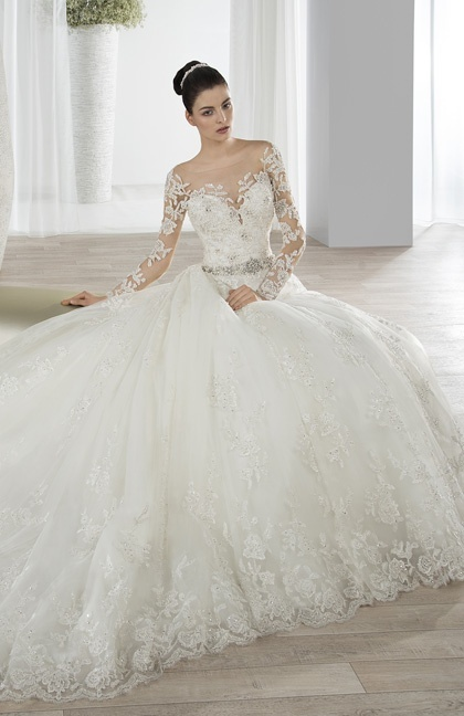 e7d588c1264 Model robe mariage 2016 - Chapka