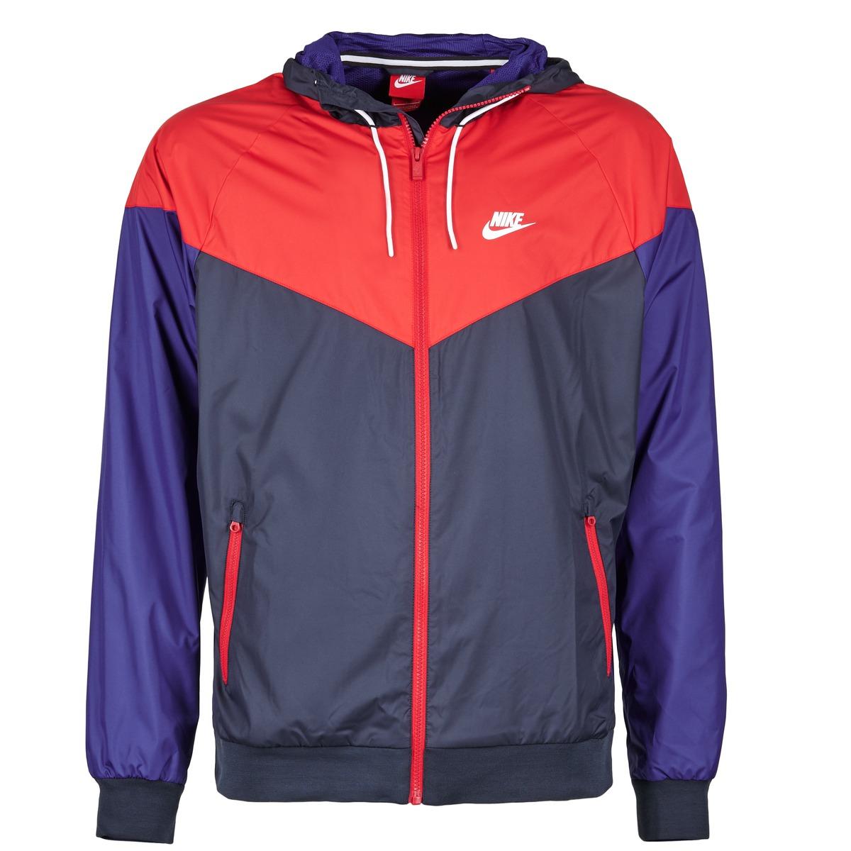 Je veux trouver des vêtements de sports fitness running de qualité et pas  cher ICI Veste nike bleu homme 19d06cb693c9