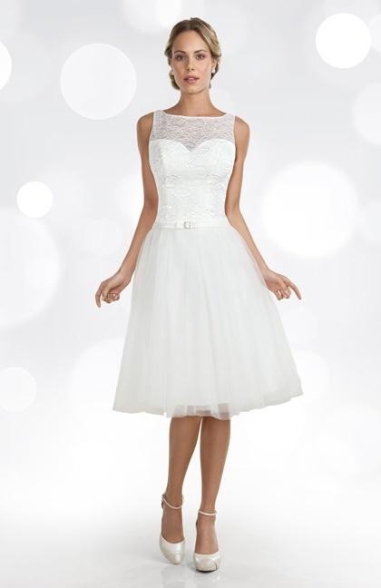 f3943391f8e Robe de mariée 2016 courte - Chapka