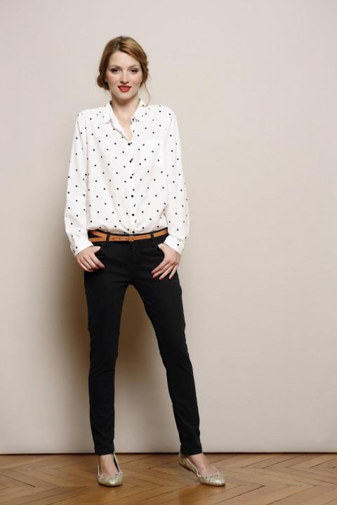 811cd3ce7e2ba Je veux trouver une belle chemise femme et agréable à porter pas cher ICI Chemise  femme dans le pantalon