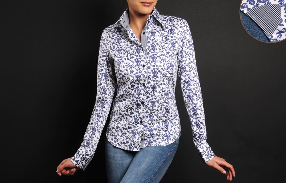 6a921298f8e8b Je veux trouver une belle chemise femme et agréable à porter pas cher ICI  Chemise femme à fleurs
