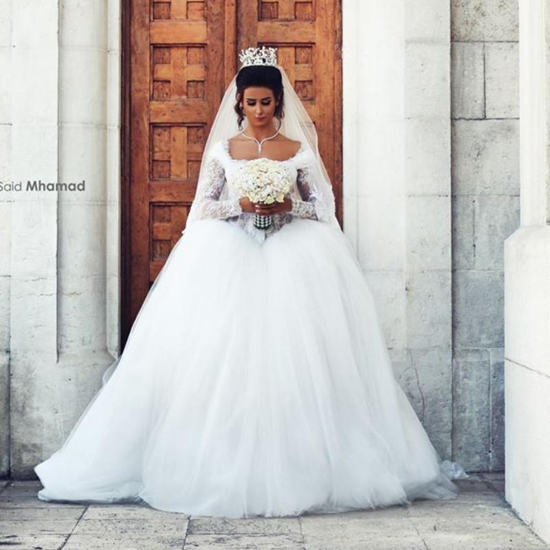 Je veux trouver une belle robe de soirée coloré ou élégante pas cher ICI  Robes de mariée arabe