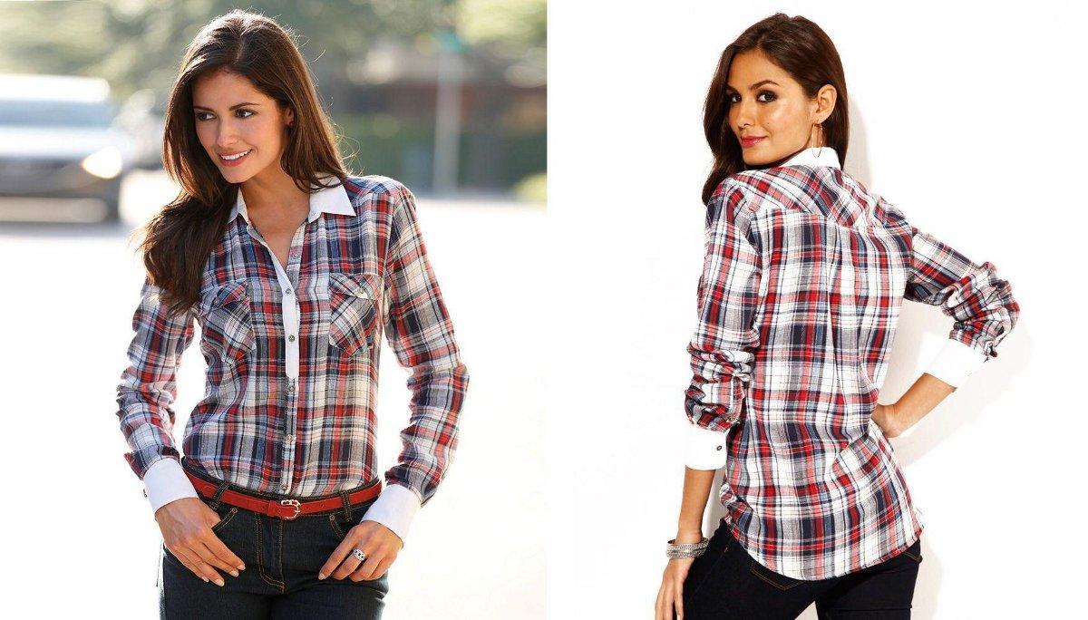 Je veux trouver une belle chemise femme et agréable à porter pas cher ICI  Chemise à carreaux femme pas cher 8f6c0ca28632