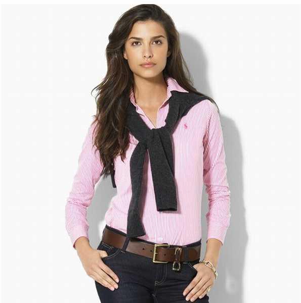 Je veux trouver une belle chemise femme et agréable à porter pas cher ICI Chemise  femme de marque f496cfeec39
