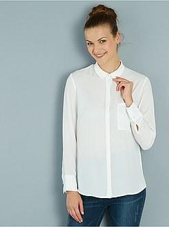 Je veux trouver une belle chemise femme et agréable à porter pas cher ICI  Chemise chemisier femme fdd9363994fc