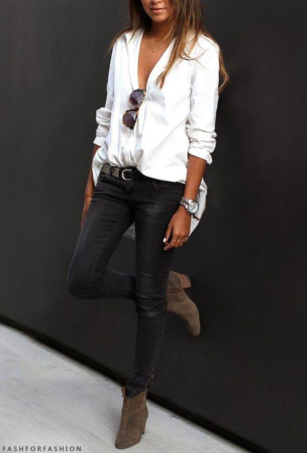 33bb4f874ca9 Chemise en jean femme noire - Chapka