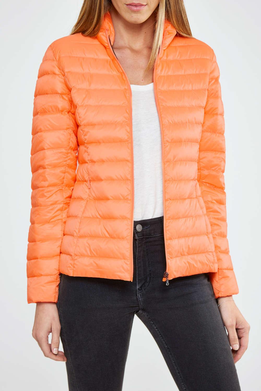 3ba2d1ef165 Je veux trouver une doudoune de marque femme qui tient chaud pas cher ICI  Doudoune femme jott orange